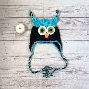 Other - Knitted Owl 🦉 Hat